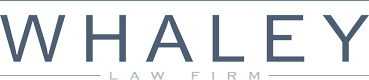 Whaley Law Firm Logo